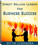 Direct Selling Lesson for Business Success