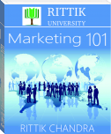 Rittik University Marketing 101