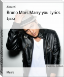 Bruno Mars Marry you Lyrics