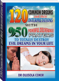 120 Common Dreams and their Interpretations With