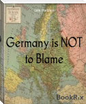 Germany is NOT to Blame