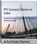 RTI Success Stories in India