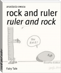 rock and ruler