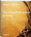 The Haskalah Movement In Russia