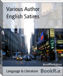 English Satires