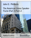 The American Union Speaker Fiscle (Part-I) Part-2