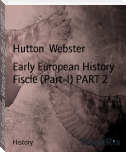 Early European History Fiscle (Part-I) PART 2