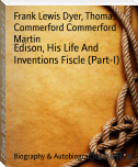 Edison, His Life And Inventions Fiscle (Part-I)