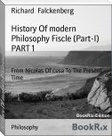 History Of modern Philosophy Fiscle (Part-I) PART 1