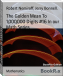 The Golden Mean To 1,000,000 Digits #16 In our Math Series
