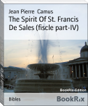 The Spirit Of St. Francis De Sales (fiscle part-IV)