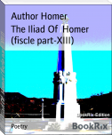 The Iliad Of  Homer (fiscle part-XIII)