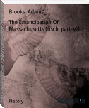 The Emancipation Of Massachusetts (fiscle part-VI)