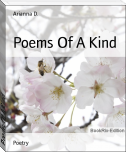 Poems Of A Kind