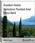 Yorkshire Painted And Described