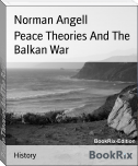 Peace Theories And The Balkan War