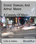 A Comedy Of Masks