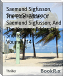 The Elder Eddas Of Saemund Sigfusson; And The Younger Eddas Of Snorre Sturleson Voumel-114