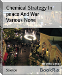 Chemical Strategy In peace And War