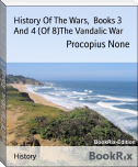 History Of The Wars,  Books 3 And 4 (Of 8)The Vandalic War