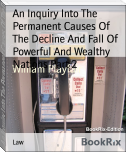 An Inquiry Into The Permanent Causes Of The Decline And Fall Of Powerful And Wealthy Nations Part 2