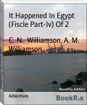 It Happened In Egypt (Fiscle Part-Iv) Of 2