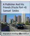 A Publisher And His Friends (Fiscle Part-4)