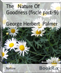 The   Nature Of   Goodness (fiscle part-9)