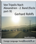 Von Tripolis Nach Alexandrien - 2. Band (fiscle part-9)