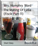 The Mating Of Lydia (Fiscle Part-11)