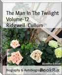 The Man In The Twilight Volume-12