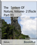 The   System Of    Nature, Volume- 2 (fiscle Part-11)
