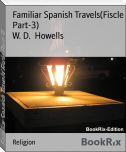 Familiar Spanish Travels(Fiscle Part-3)