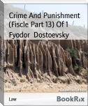 Crime And Punishment (Fiscle Part 13) Of 1