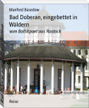 Bad Doberan, eingebettet in Wäldern