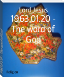 1963.01.20 - The word of God