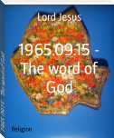 1965.09.15 - The word of God
