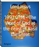 1993.01.14 - The Word of God at the Feast of Basil the Great