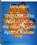 1995.12.13 - The Word of Got at the Feast of Saint Apostle Andrew