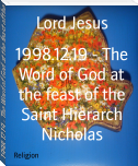1998.12.19 - The Word of God at the feast of the Saint Hierarch Nicholas