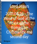 2001.08.26 - The Word of God at the Feast of the Romanian Christianity, the second day