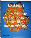 2007.09.13 - The Word of God to the church of the Romanian people