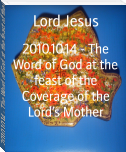 2010.10.14 - The Word of God at the feast of the Coverage of the Lord's Mother