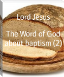 The Word of God about baptism (2)