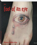 foot of an eye