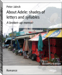 About Adele: shades of letters and syllables
