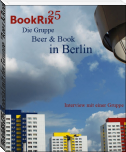 "BookRix25 Special mit der Gruppe ""Beer & Book in Berlin"""