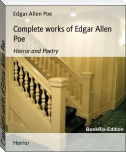 Complete works of Edgar Allen Poe