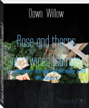 Rose and thorns intertwined (sample)