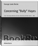 "Concerning ""Bully"" Hayes"